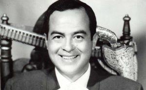 Imagen de Tomás Méndez, compositor de Paloma Negra.