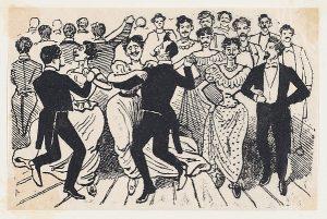 El Baile de los 41, un baile gay a principios del siglo XX en México.