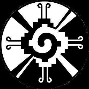 Símbolo de la mariposa galáctica, leyenda maya
