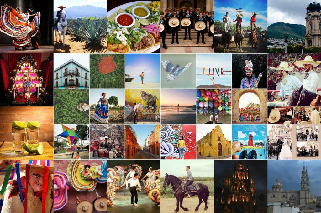 Collague de México, una imagen de la comunidad México en Imágenes