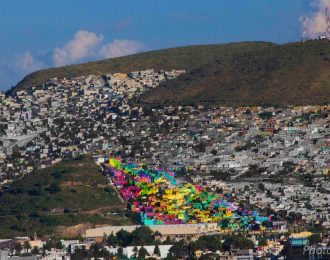El Macro Mural Palmitas